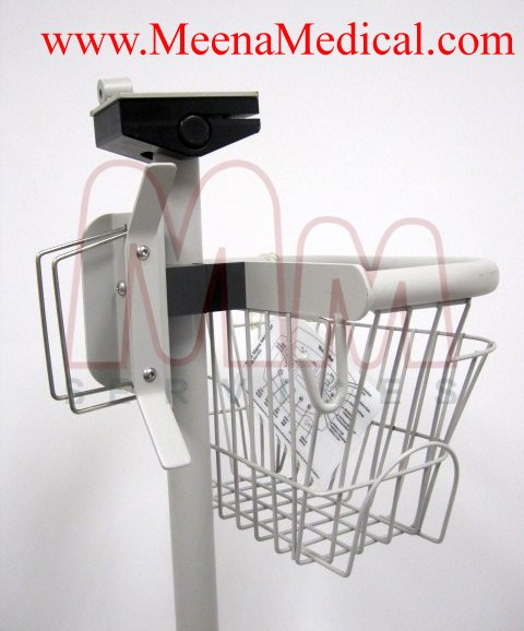Welch Allyn 300 Series Mobile Stand With Accessory Basket